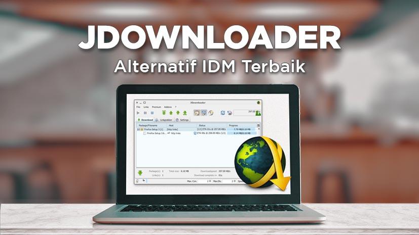JDownloader Aplikasi Download Manager Selain IDM Terbaik