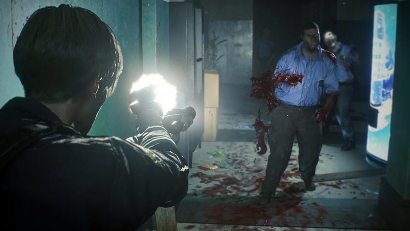 PC Game Resident Evil 2