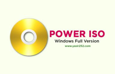 Power ISO Free Download Full Version With Crack