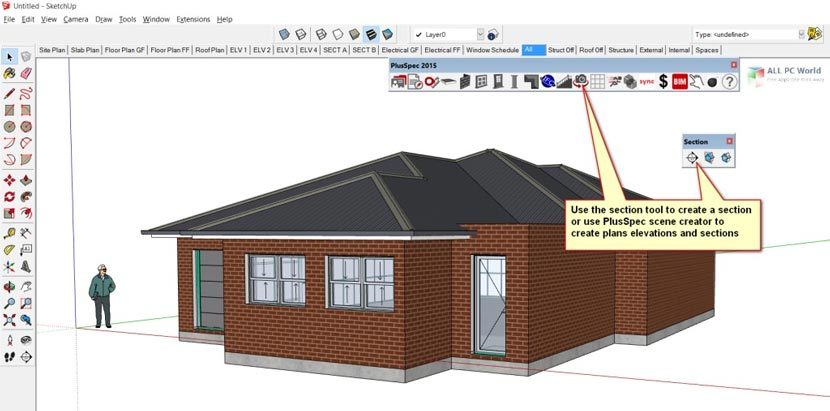 SketchUp Pro 2019 Full Version 64 Bit [GD] | YASIR252