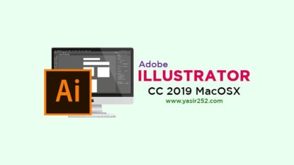 Adobe Illustrator CC 2019 mac full version