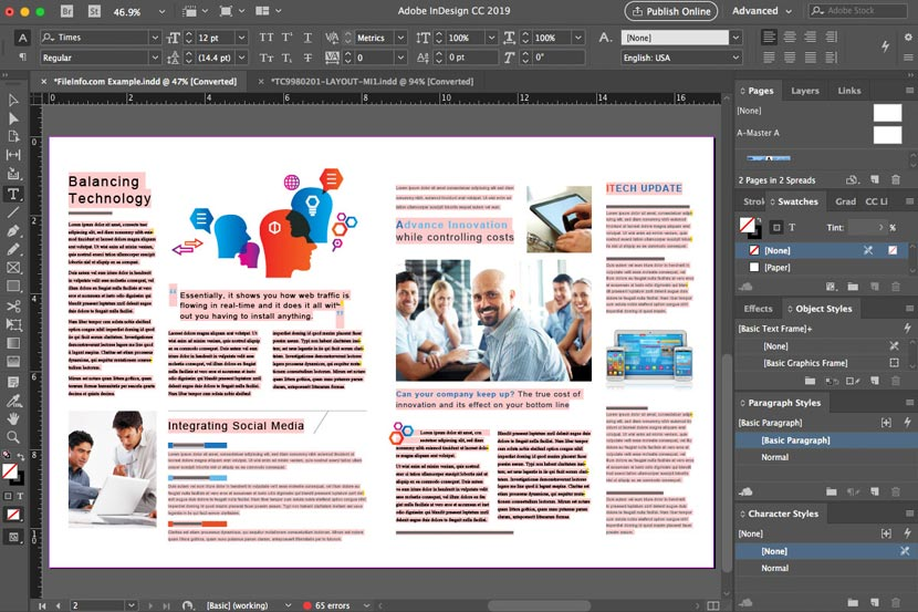 Adobe InDesign Mac Crack