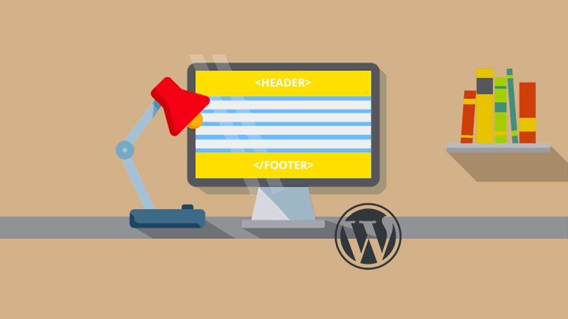 Cara Menambahkan Kode Header WordPress