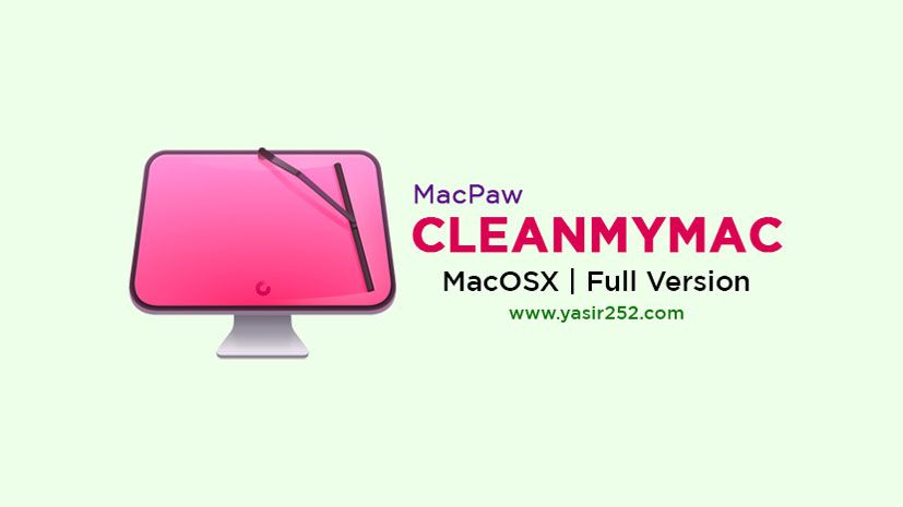 CleanMyMac X full version