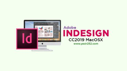 Download Adobe InDesign CC 2019 Mac Full Version