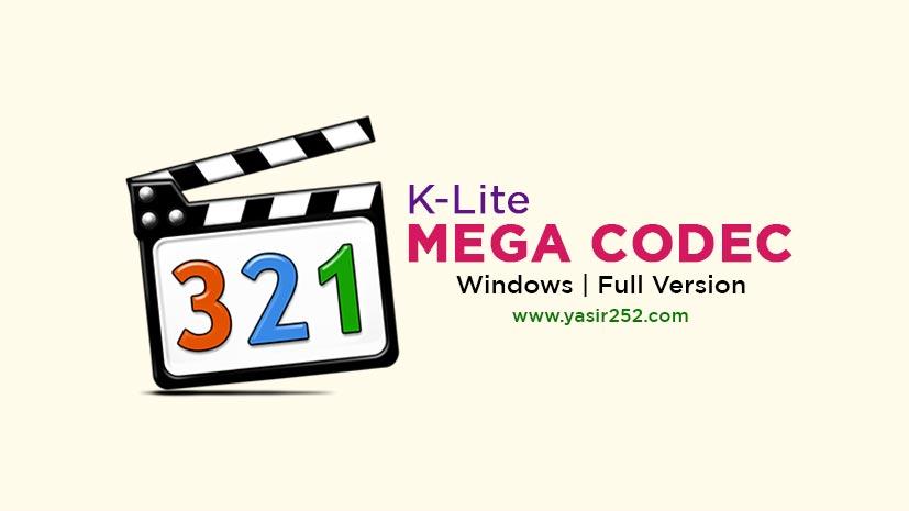 Download K Lite Mega Codec Pack V15 5 6 Final Yasir252