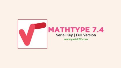 Download MathType Full Version