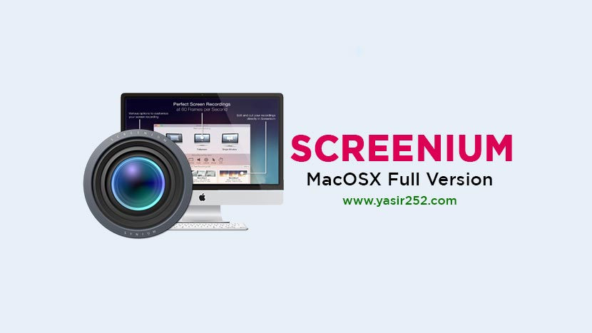 Download Screenium Mac Full Version Crack