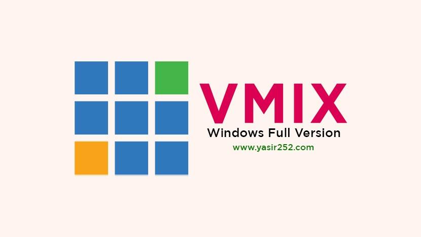vMix Free Download Full Version 64 Bit