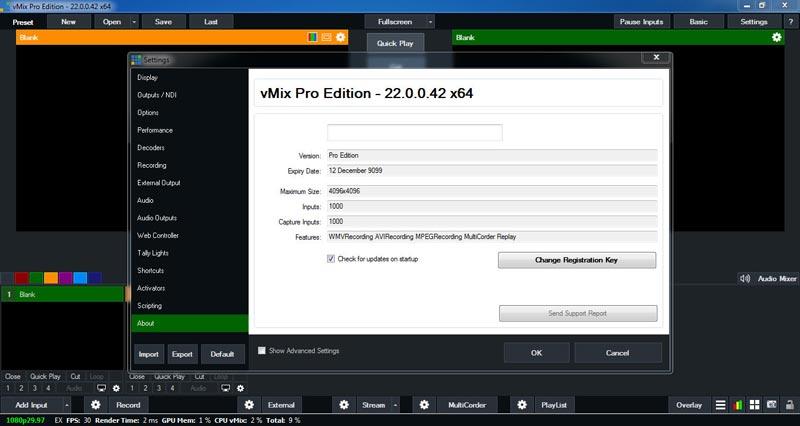 vMix Crack Free Download