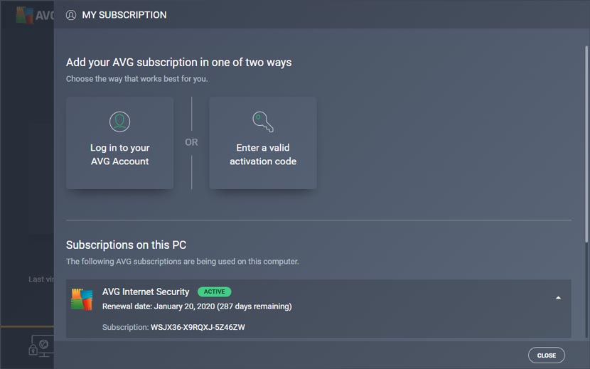 AVG Internet Security 2019 Full Version Free Download