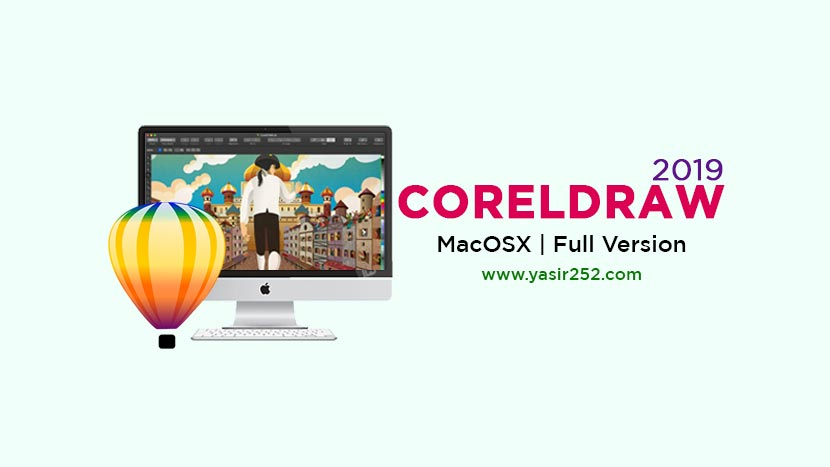 CorelDRAW 2019 Mac Free Download Full Version Terbaru