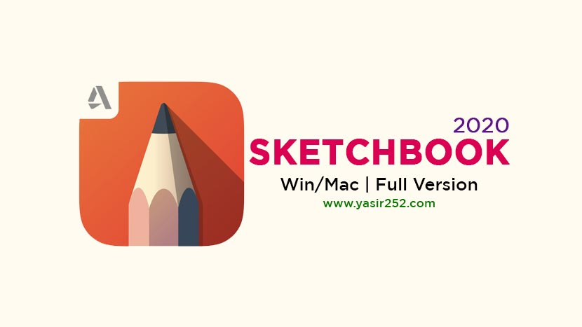 Download Autodesk Sketchbook Pro 2020 Full