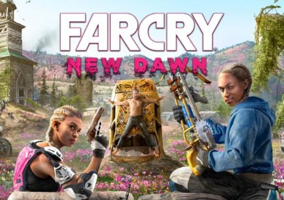 Download Far Cry New Dawn Fitgirl Repack PC Game