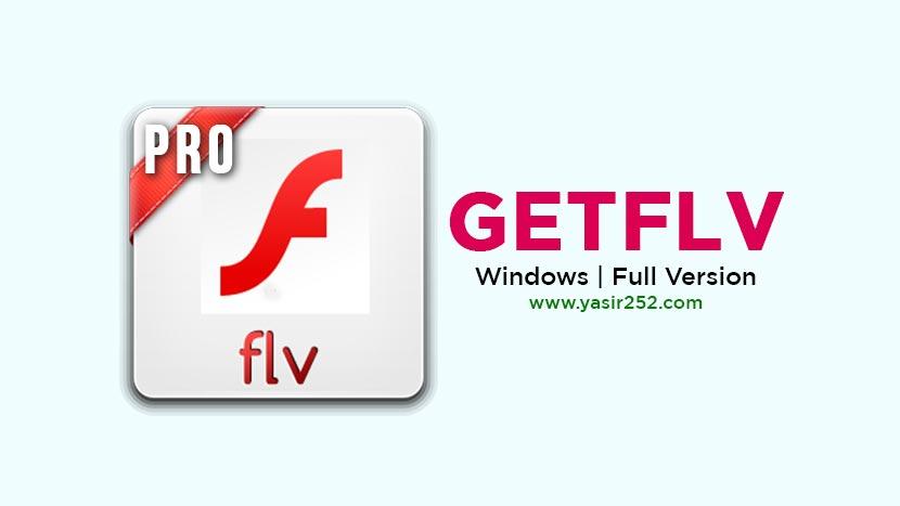 Download GetFLV Pro Full Version Gratis PC