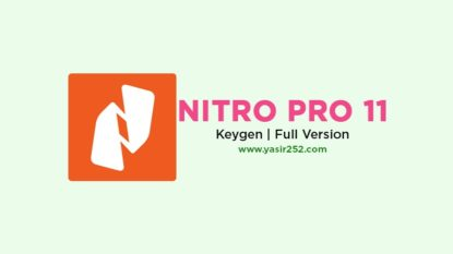 Download Nitro Pro 11 Full Version