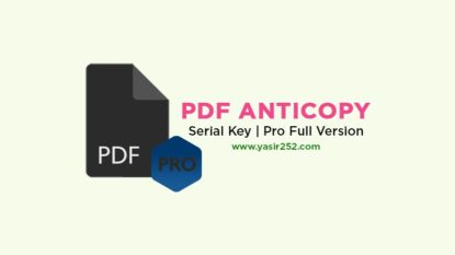 Download PDF Anticopy Pro Full Version