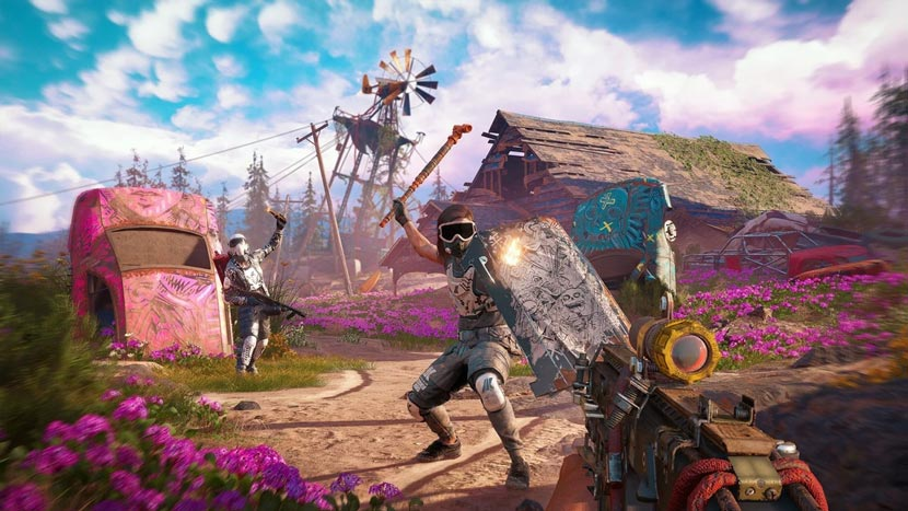 Far Cry New Dawn Full Crack Download Gratis