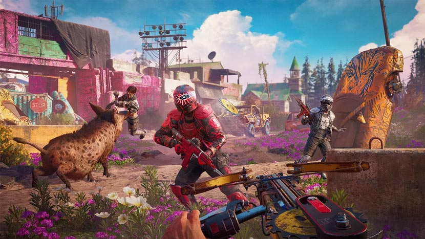 Far Cry Terbaru Review PC Game