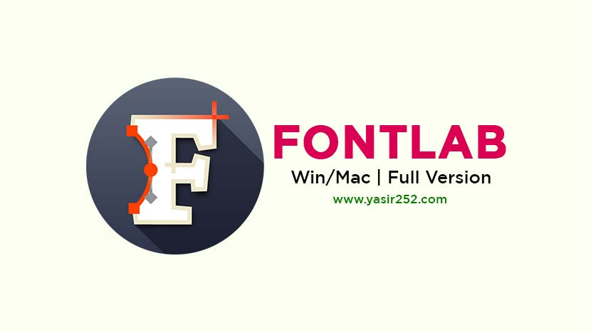 FontLab Studio Free Download Full Version