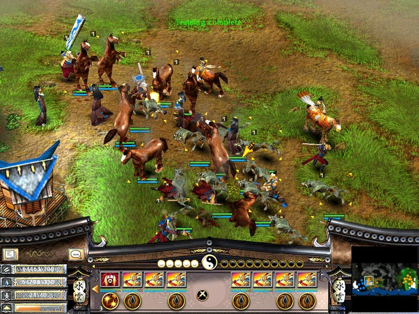 Game Battle Realms Full Crack