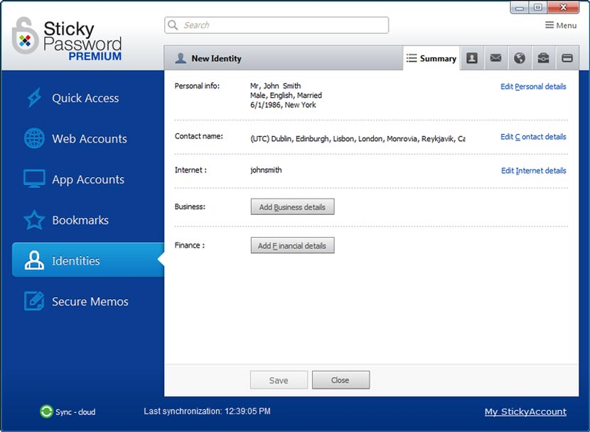Sticky Password Premium Full Version Free Download