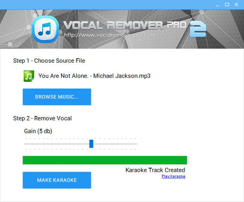 Vocal Remover Pro Full Version Free Download