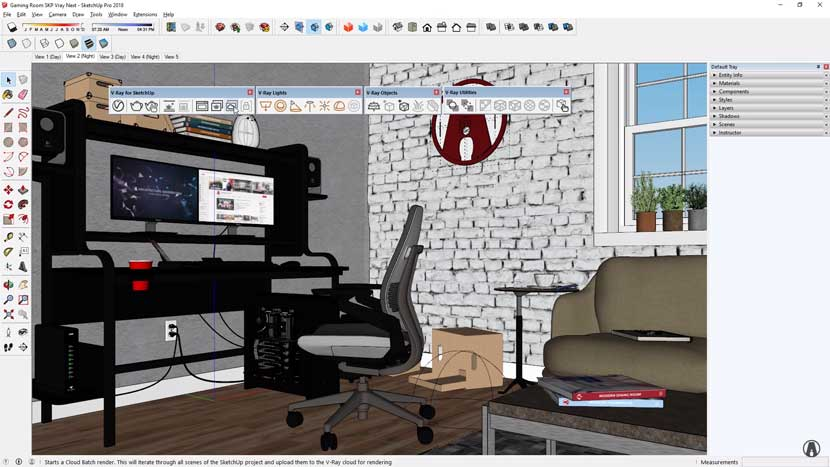 V-Ray Next 4.2 Sketchup 2015 - 2020 Full Version | YASIR252