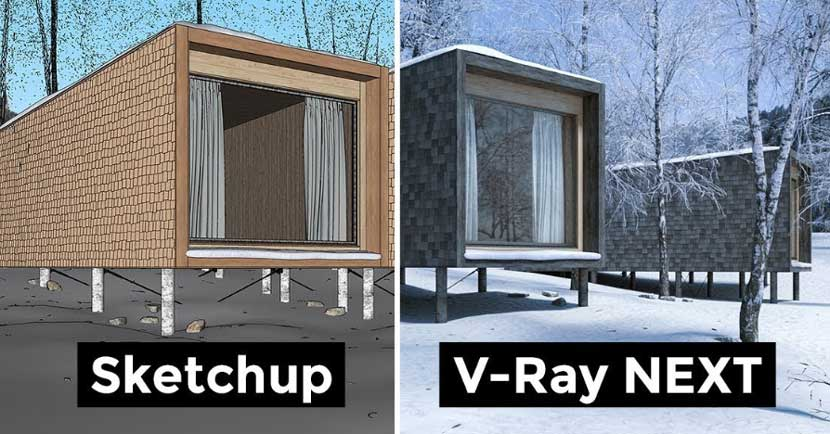 VRay Next Features Free