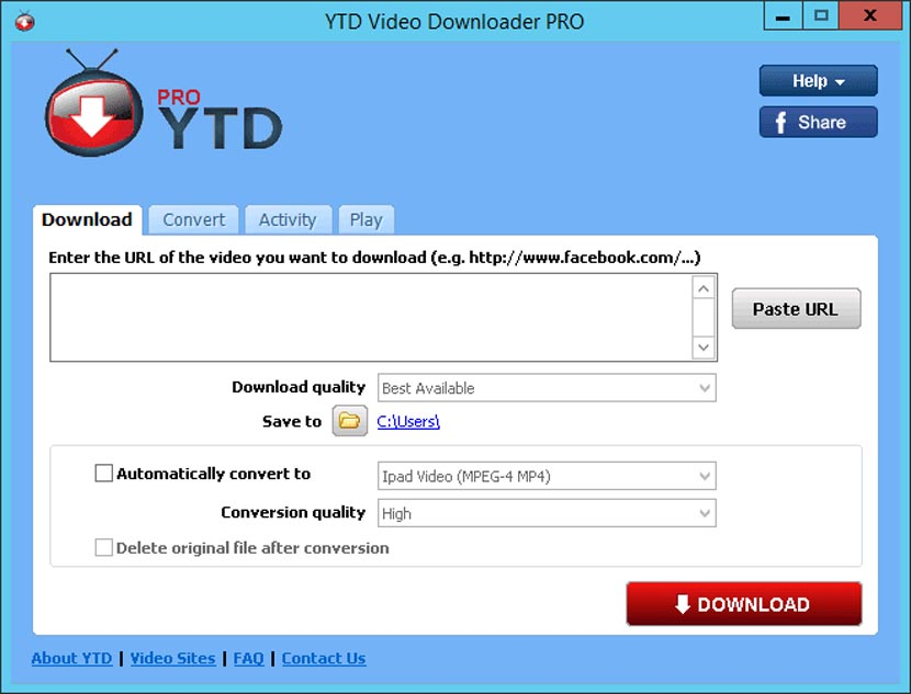 Youtube Downloader Pro Full Version Free Download