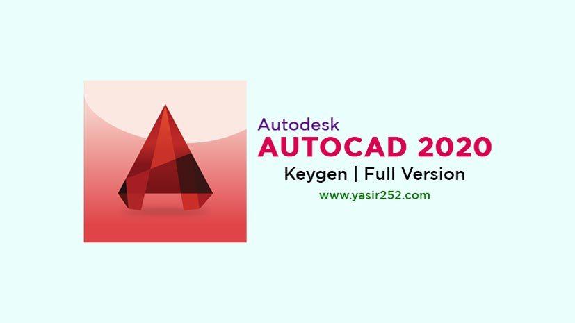 Download Autodesk Autocad 2020 Terbaru