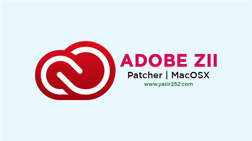 Download Adobe Zii Patcher MacOSX