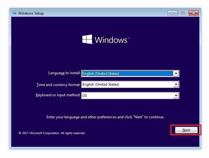 Cara Restore Backup Windows 10