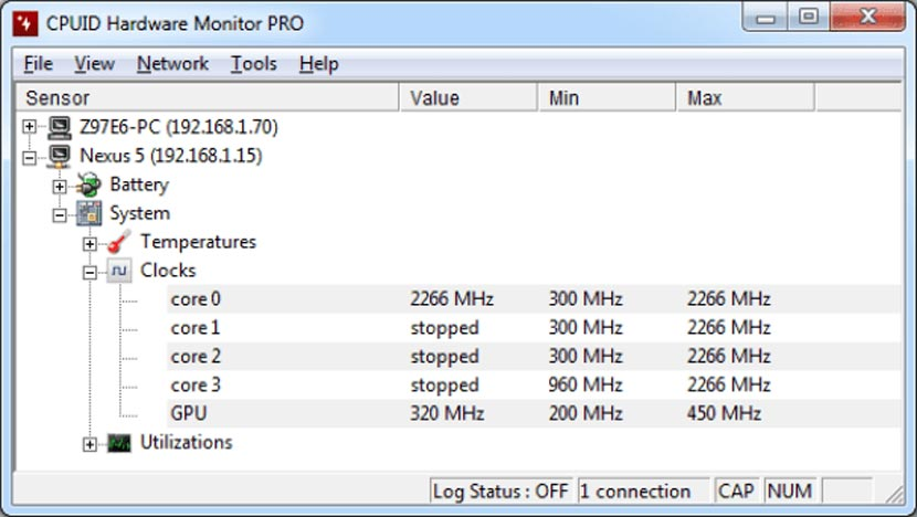 CPUID HWMonitor Pro Full Version PC