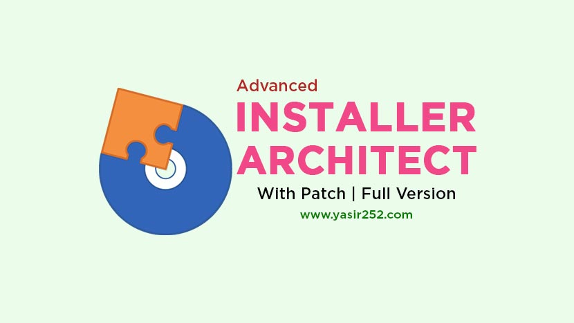 Download Advanced Installer Architect Full Version