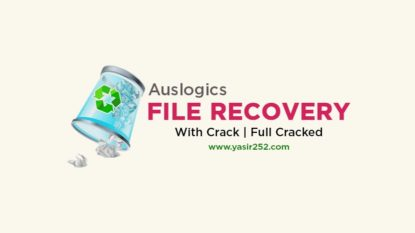 Download Auslogics File Recovery Full Version Gratis