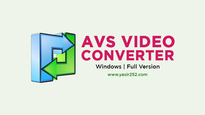 Download AVS Video Converter Full Version PC Terbaru
