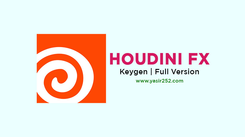 Download Houdini Full Crack FX Windows 64