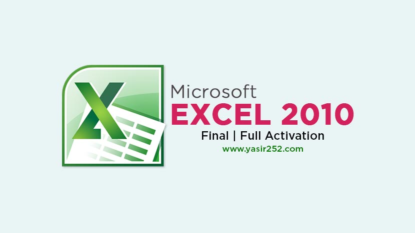 Download Microsoft Excel 2010 Full Version Gratis