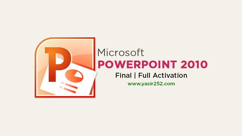 Download Microsoft PowerPoint 2010 Full Version Gratis