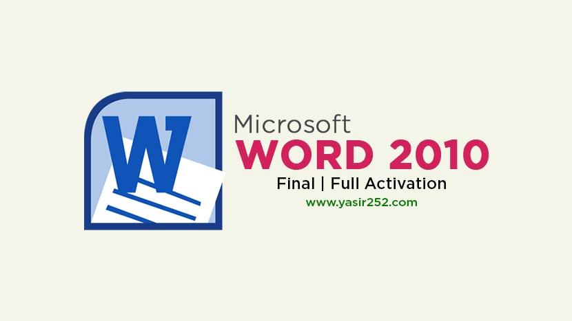 Download Microsoft Word 2010 Full Version Gratis