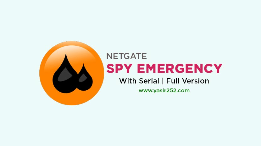 Download NETGATE Spy Emergency Full Key