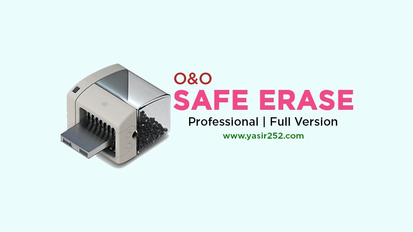 Download O&O SafeErase Full Version
