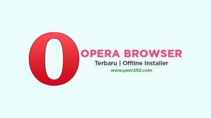 Opera Offline Installer