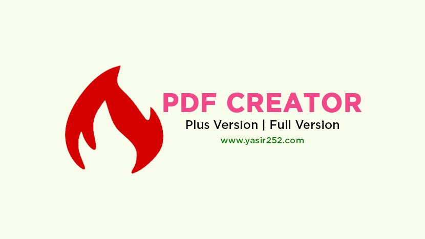 Download PDFCreator Plus Full Version