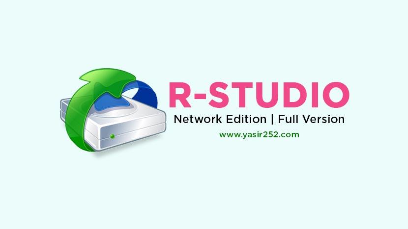 Download R-Studio Full Version