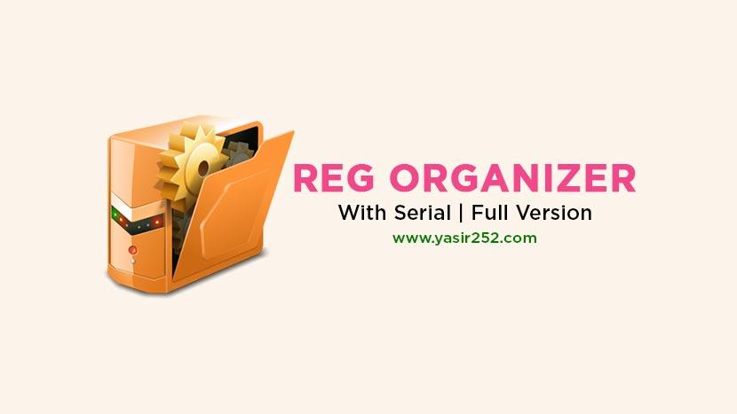 Download Reg Organizer Full Version