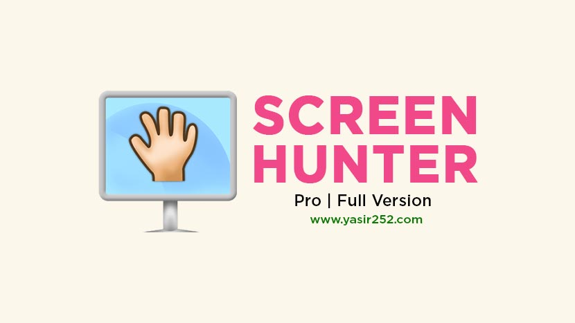 Download ScreenHunter Pro Full Version