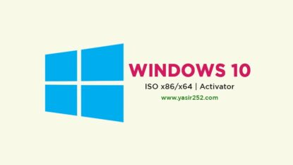 Download Windows 10 64 Bit ISO Full Version