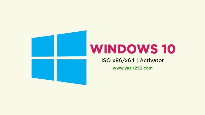 Download Windows 10 64 Bit ISO Full Version